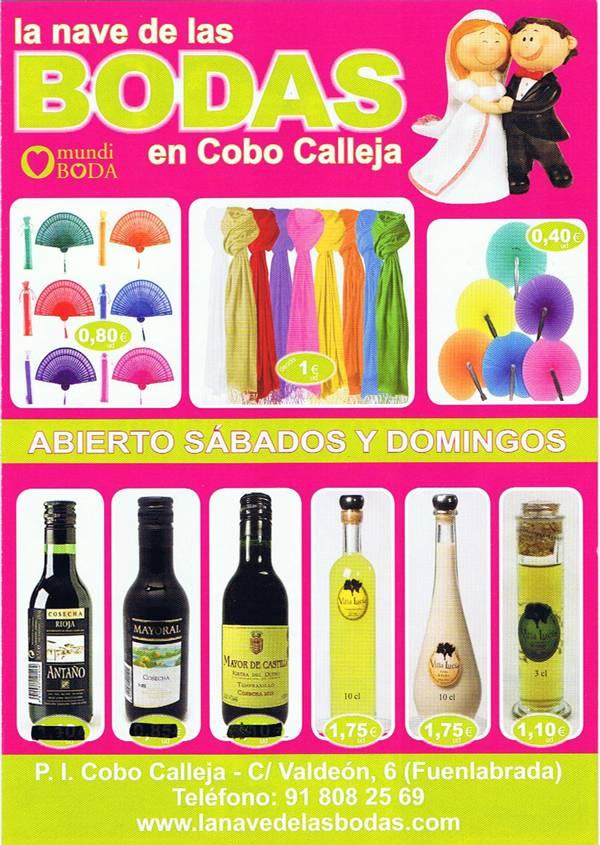 Jaulas Decoracion Cobo Calleja ~   de art?culos de regalo y decoraci?n  Tiendas Pol?gono Cobo Calleja