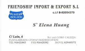 friendship-import-export