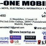 tarjeta-a-one-mobile
