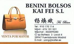 tarjeta-benini-bolsos