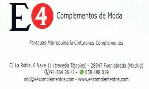 tarjeta-e4-complementos