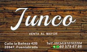 Tarjeta Junco madrid