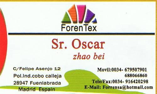 Jaulas Decoracion Cobo Calleja ~ FORENTEX TEXTIL HOGAR  Tiendas Pol?gono Cobo Calleja