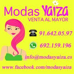 Modas Yaiza, mayorista de ropa y moda
