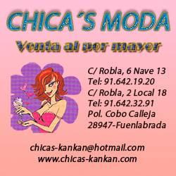 Chica´s Kankan Moda, mayoristas y fabricantes de ropa mujer