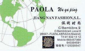 Calzado Jiang Nan Fashion