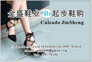 Calzado JinSheng