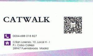 Tarjeta Catwalk