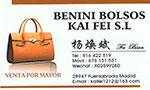 Bolsos Benini