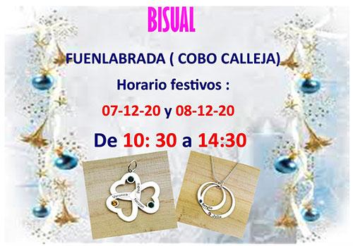 Horario fiestas Bisual